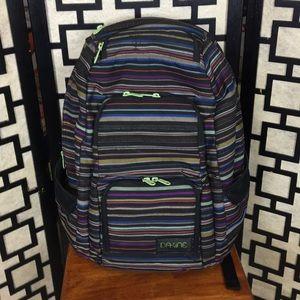 Dakine Heavy Duty Striped backpack